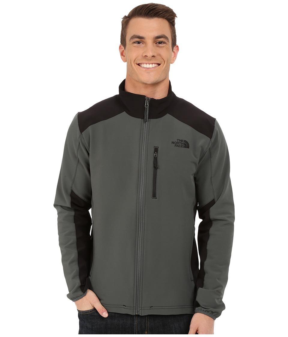 The North Face - Apex Pneumatic Jacket (Spruce Green/TNF Black) Men's Coat