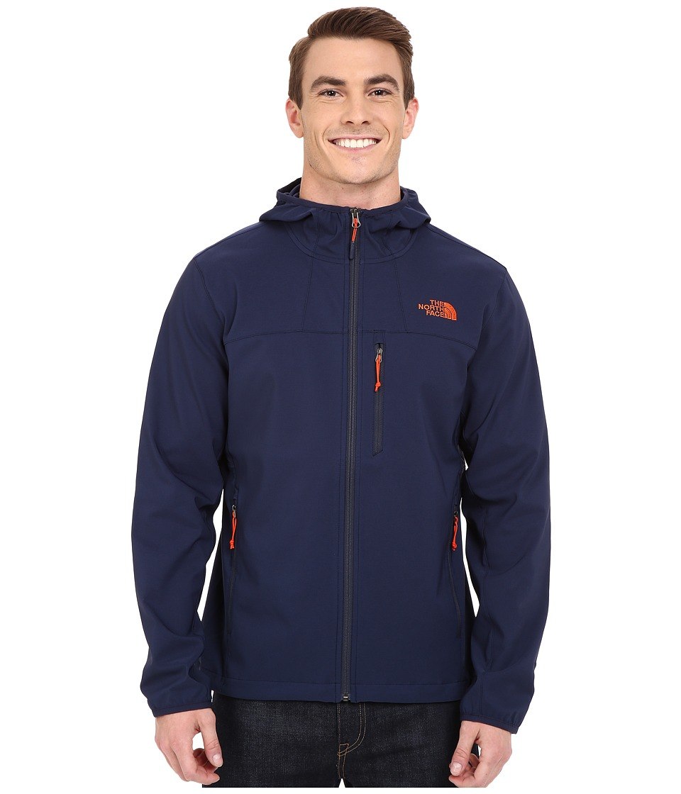 The North Face - Nimble Hoodie (Cosmic Blue/Cosmic Blue) Men's Coat