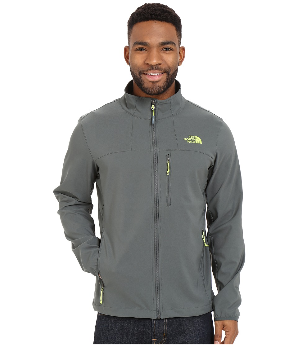 The North Face - Nimble Jacket (Spruce Green/Spruce Green) Men's Coat