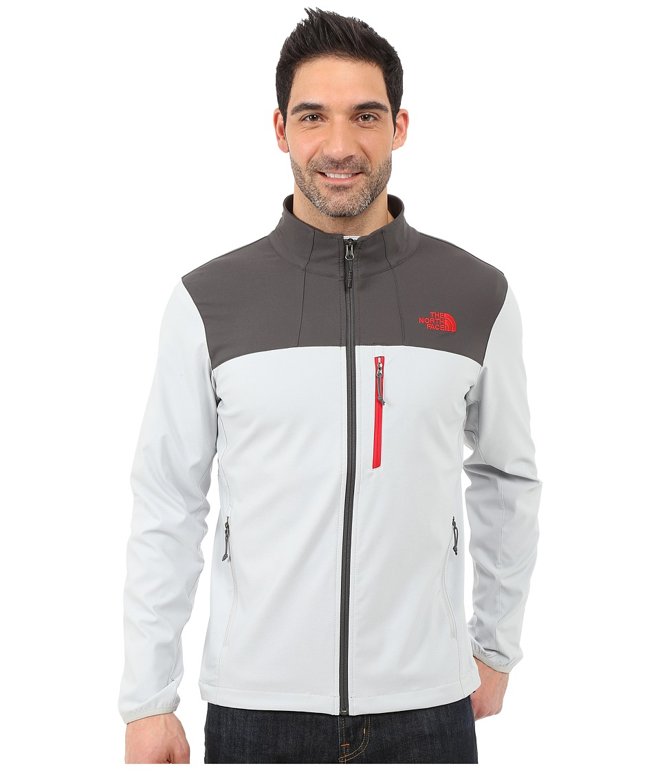 The North Face - Nimble Jacket (High Rise Grey/Asphalt Grey) Men's Coat