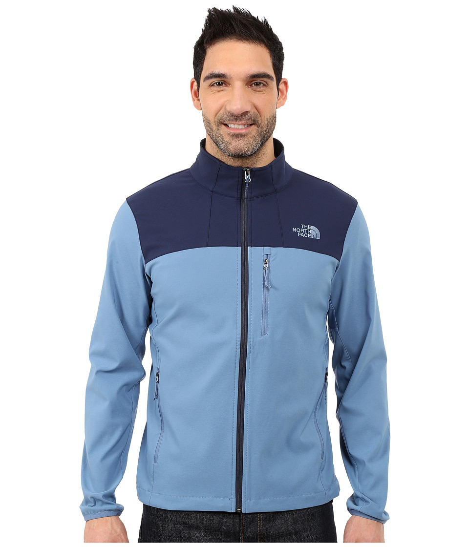 The North Face - Nimble Jacket (Moonlight Blue/Cosmic Blue) Men's Coat