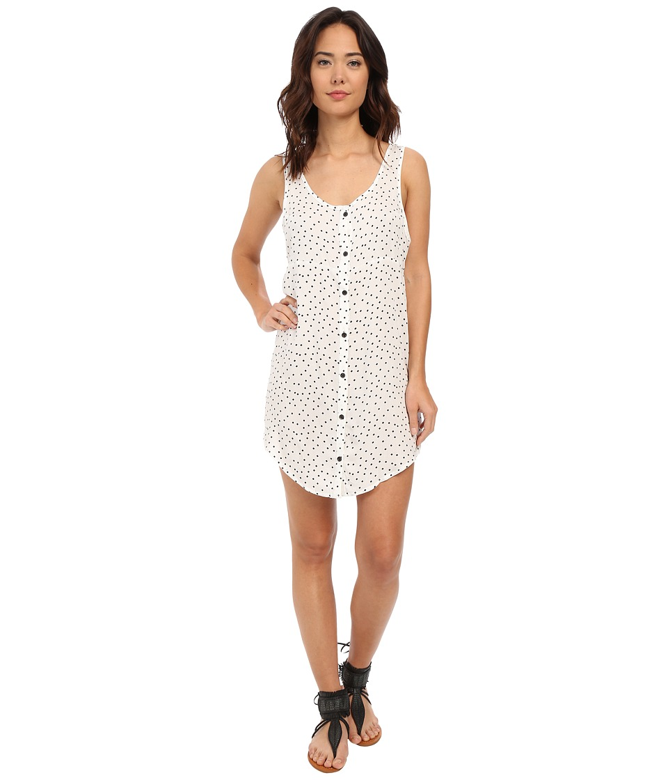 Hurley - Lilou Dress (Off-White) Women's Dress