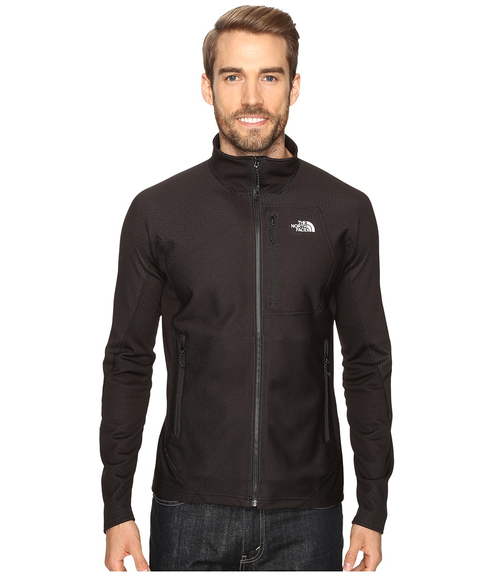 The North Face - FuseForm Dolomiti Full Zip (TNF Black Fuse) Men's Long Sleeve Pullover