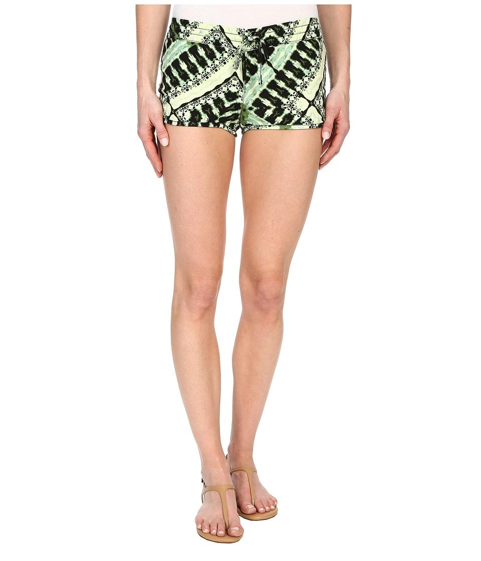 Hurley - Beachrider Woven Shorts (Treeline) Women's Shorts