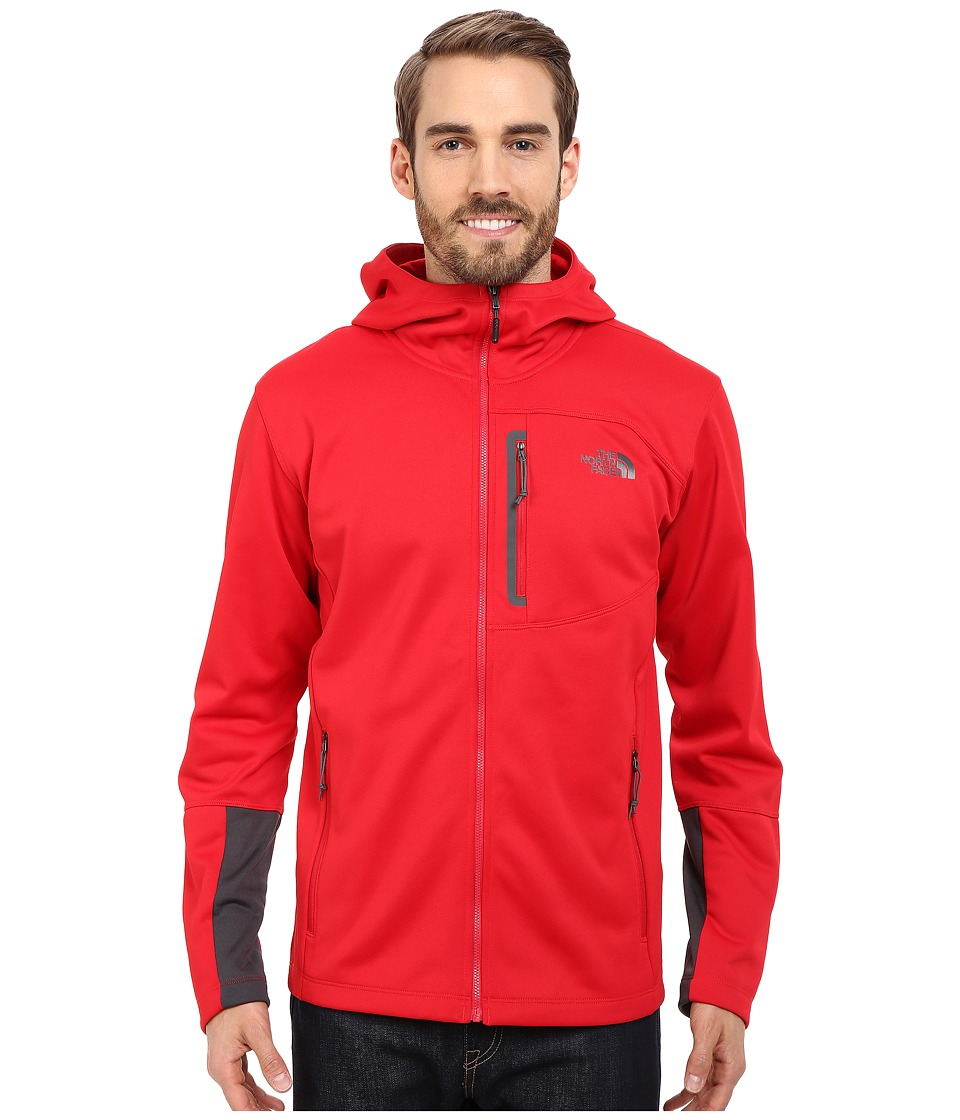 The North Face Canyonlands Hoodie TNF Red Mens Sweatshirt