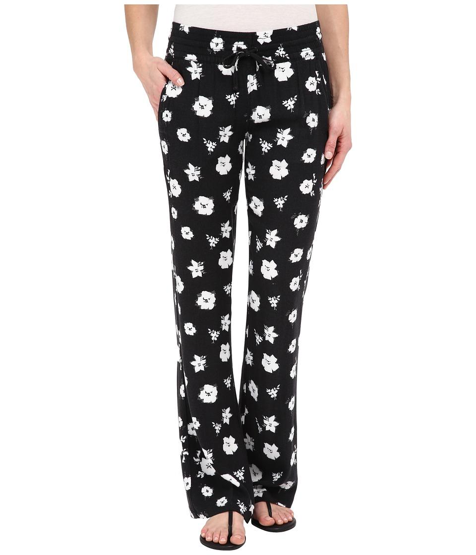 Hurley - Venice Beach Pants (Black F) Women's Casual Pants