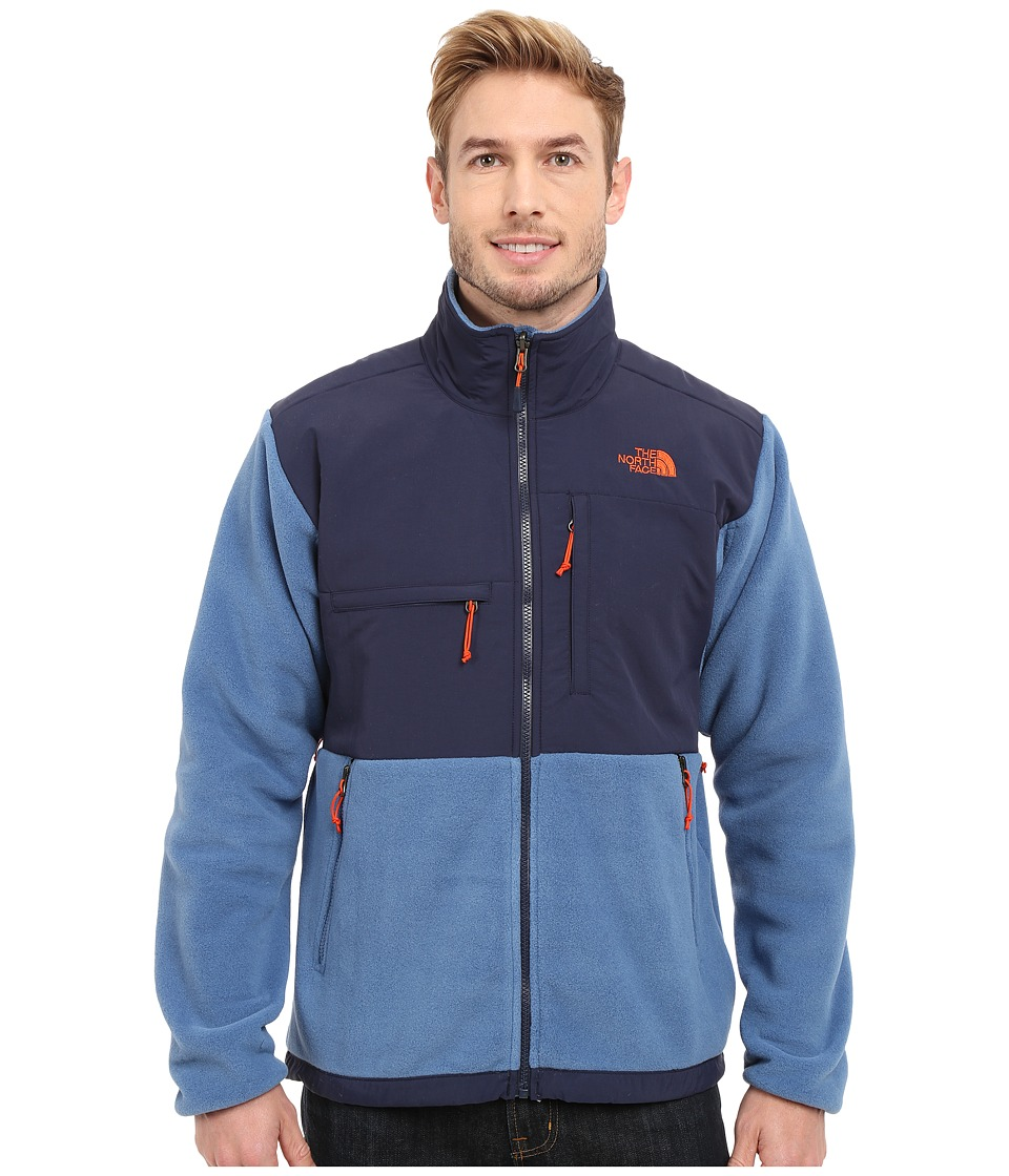 The North Face - Denali Jacket (Recycled Moonlight Blue/Cosmic Blue) Men's Coat