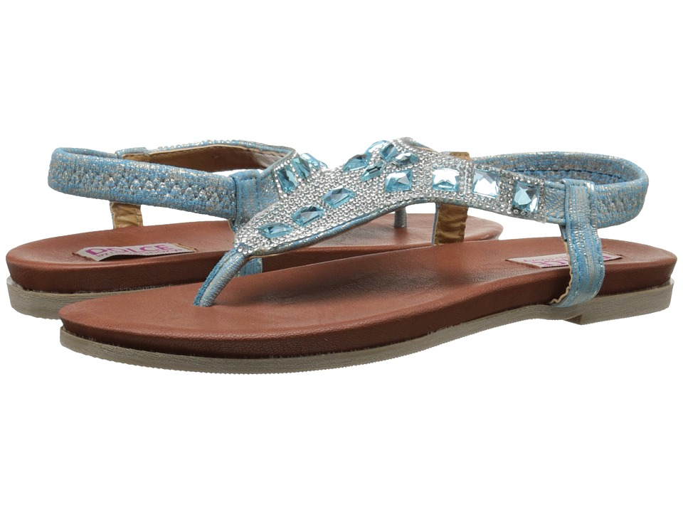 DOLCE by Mojo Moxy - Margarita (Blue) Women's Sandals