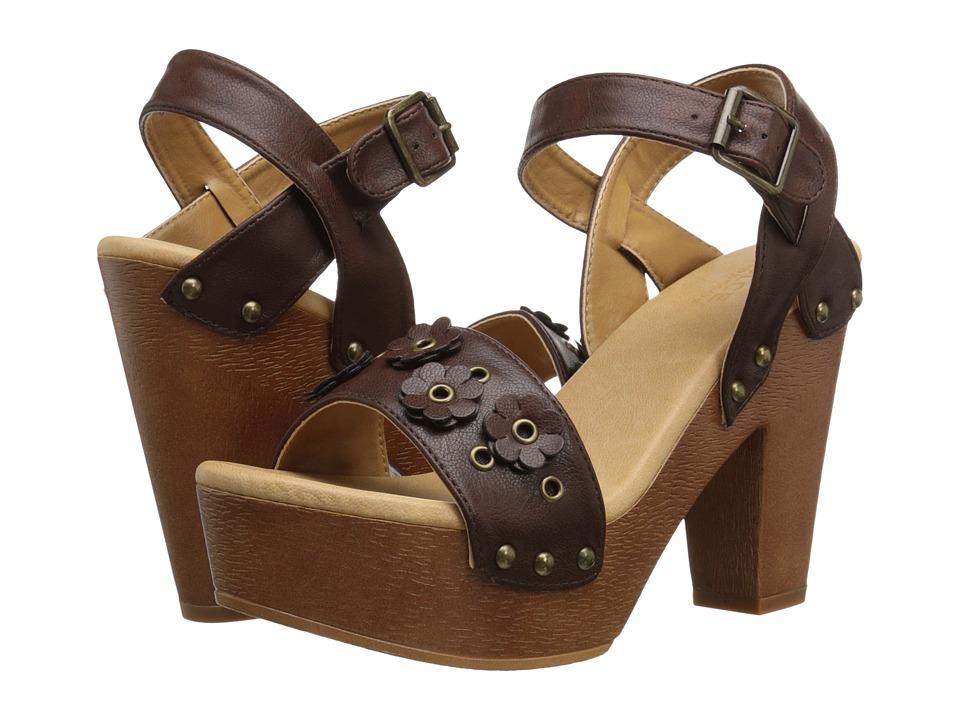 DOLCE by Mojo Moxy - Joanna (Espresso) High Heels