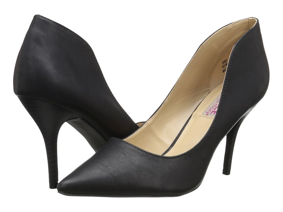 DOLCE by Mojo Moxy - Theresa (Black) High Heels