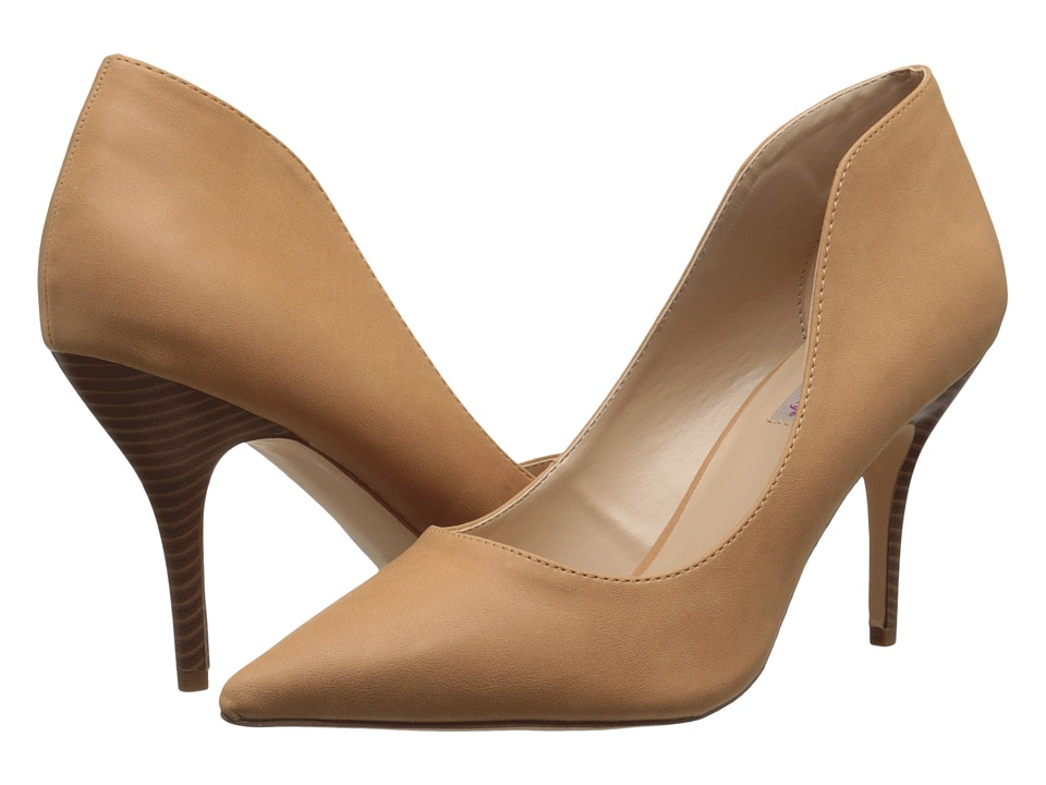 DOLCE by Mojo Moxy - Theresa (Camel) High Heels