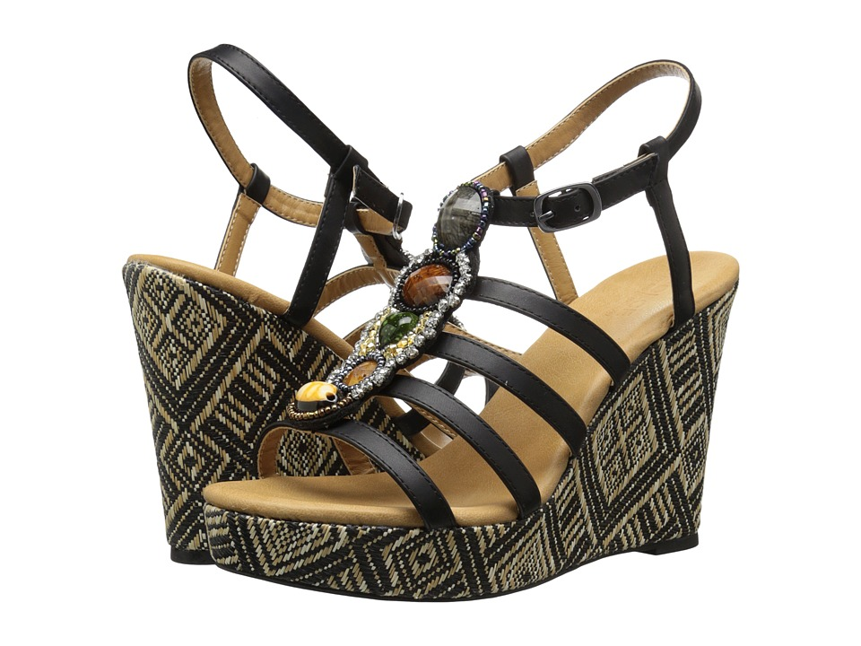 DOLCE by Mojo Moxy - Castaway (Black) Women