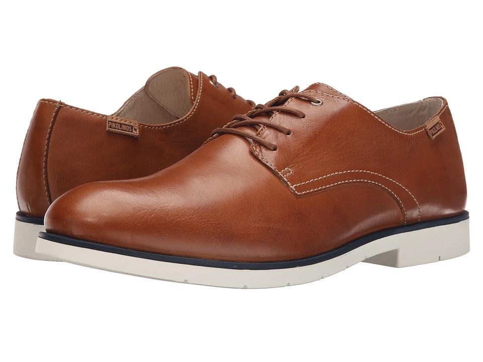 Pikolinos - Durban M3B-4034C1 (Brandy) Men's Shoes