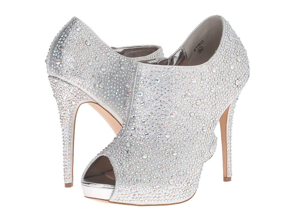Lauren Lorraine - Etro (Silver) High Heels
