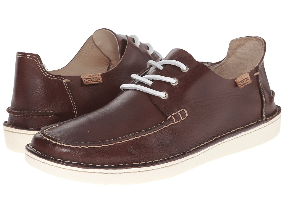 Pikolinos - Kenya M4D-4077 (Olmo) Men's Lace up casual Shoes