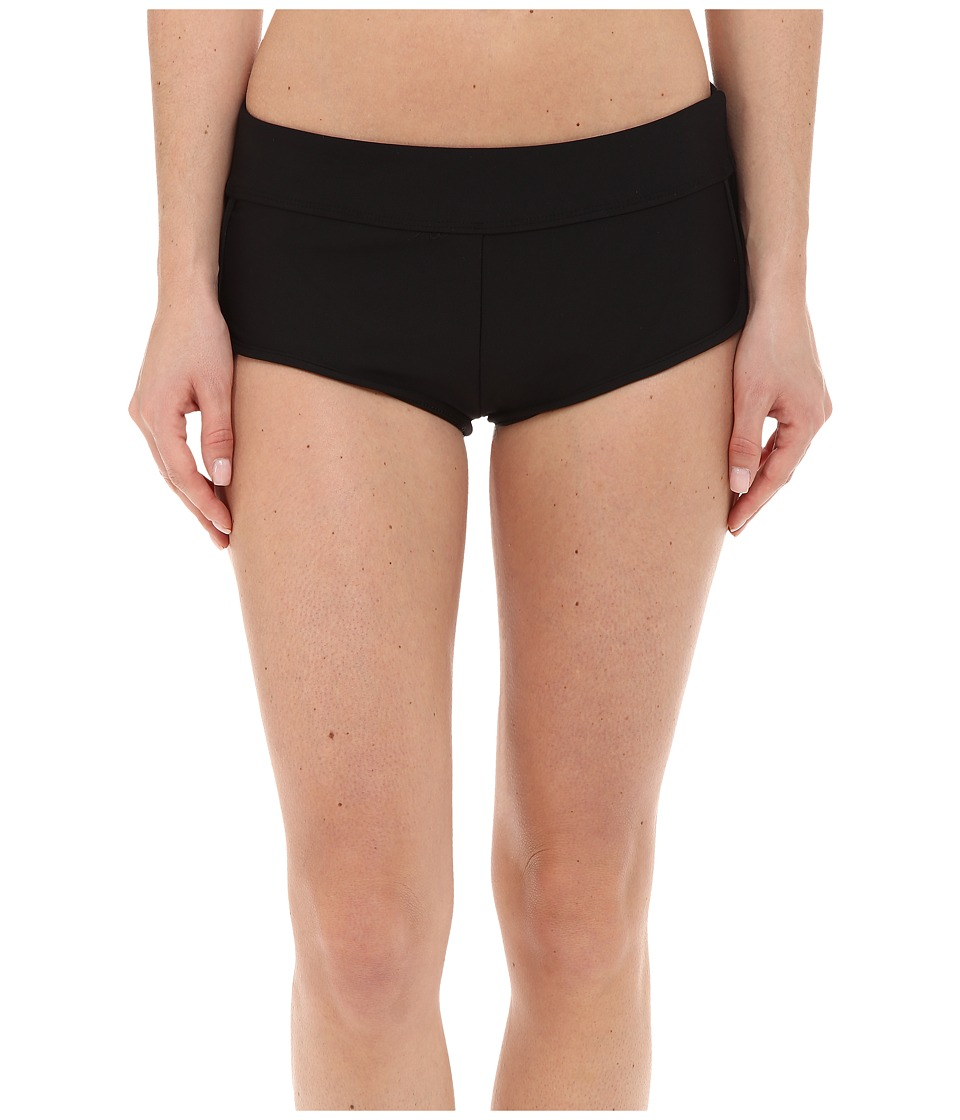 Next by Athena - Good Karma Banded Shorts (Black) Women's Swimwear
