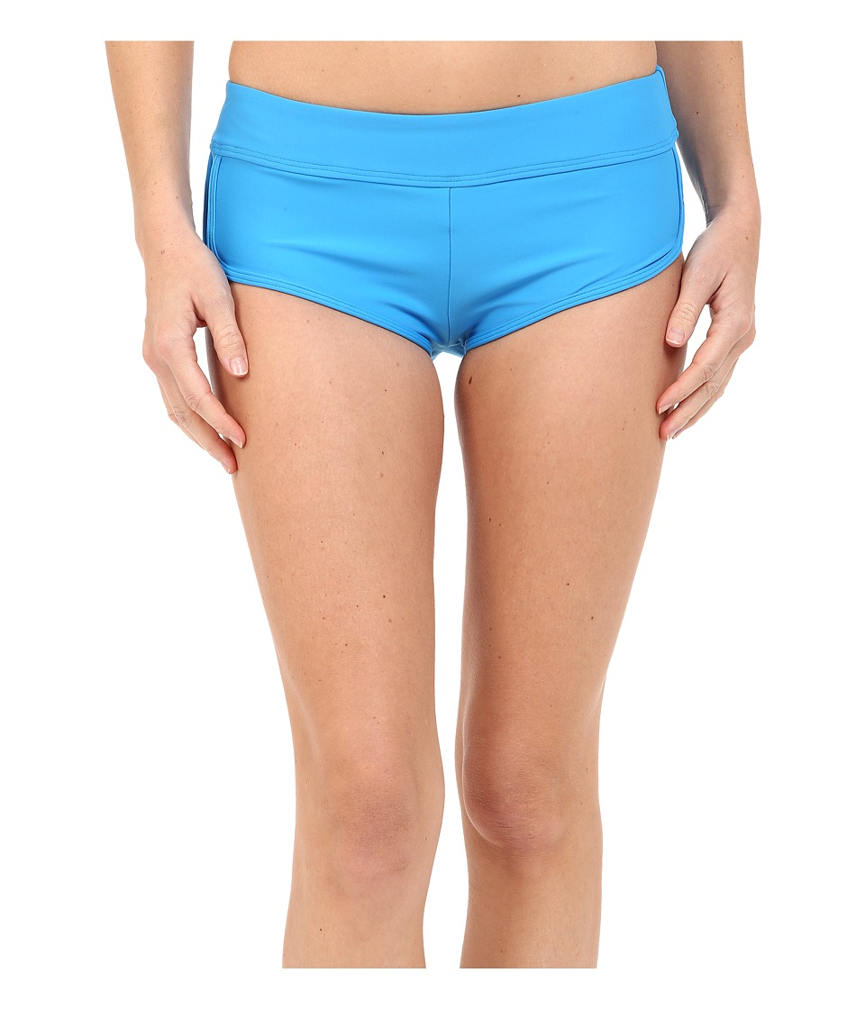 Next by Athena - Good Karma Banded Shorts (Deep Marin) Women's Swimwear