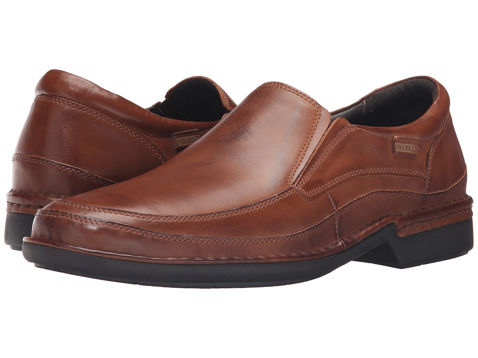 Pikolinos - Oviedo 08F-5017 (Cuero XL) Men's Slip-on Dress Shoes