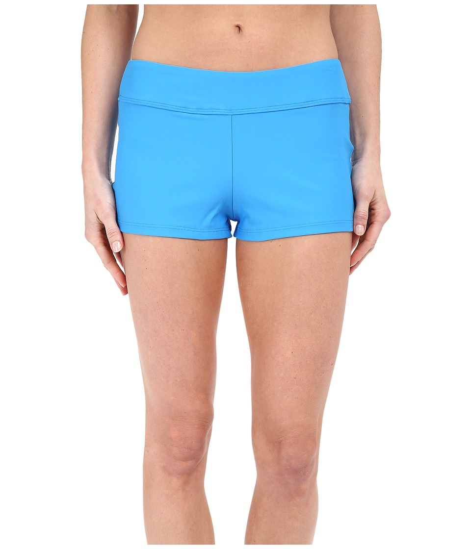 Next by Athena - Good Karma Jump Start Swim Shorts (Deep Marin) Women's Swimwear