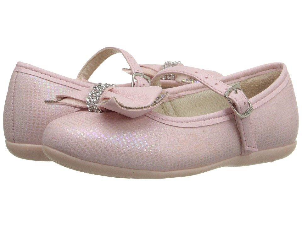 Pampili - Ballarina 188.251 (Toddler/Little Kid) (Rose Bale) Girl's Shoes