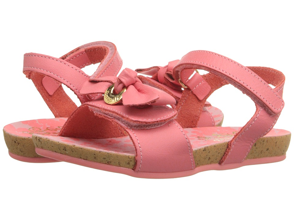 Pampili - Suri 362.096 (Toddler/Little Kid) (Flamingo) Girl's Shoes