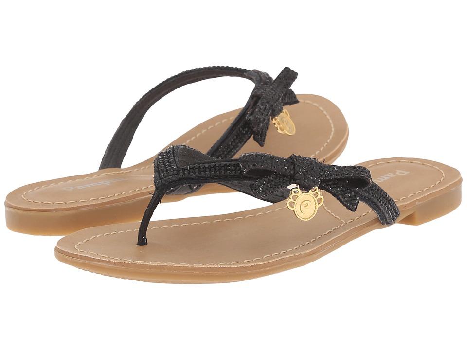 Pampili - Cloe 202.082 (Little Kid/Big Kid) (Preto) Girl's Shoes
