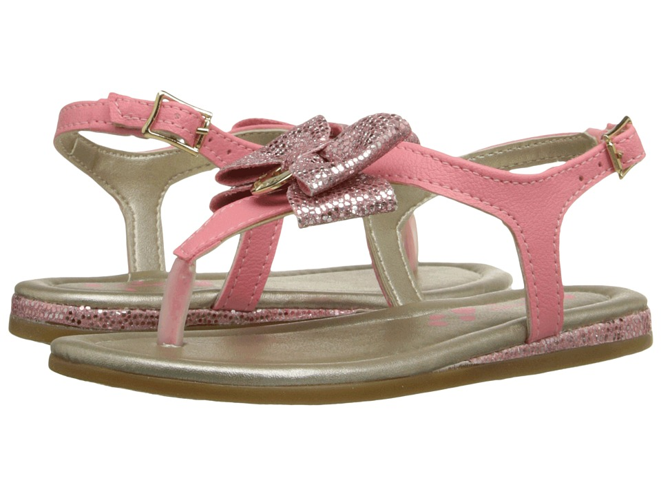 Pampili - Linda 298.075 (Toddler) (Flamingo) Girl's Shoes
