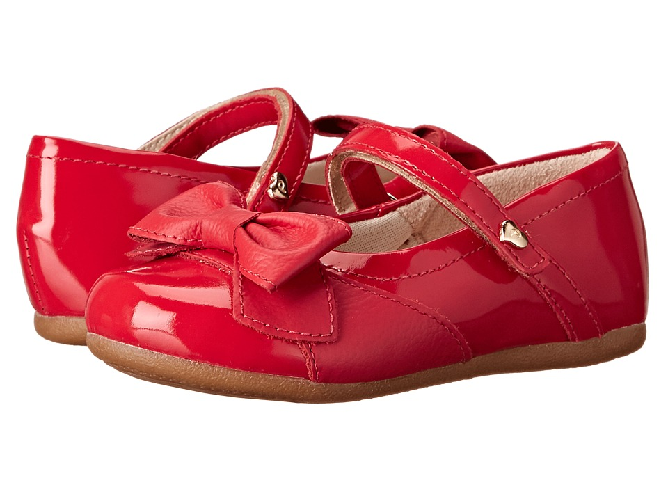 Pampili - Lara Sapato 248.128 (Infant/Toddler) (Peper) Girl's Shoes
