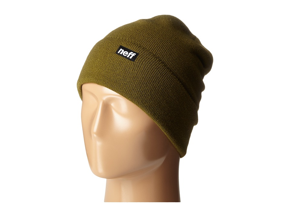 Neff - Thrasher Beanie (Fatigue) Beanies