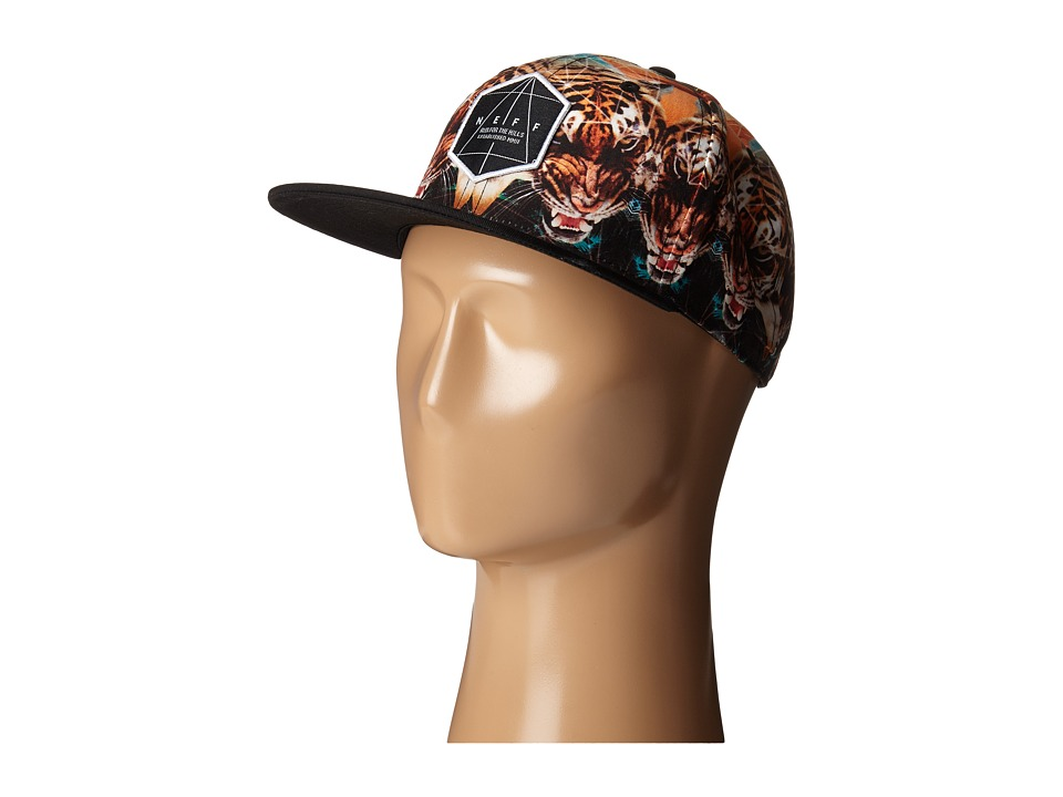 Neff - Battlekat Cap (Black) Caps
