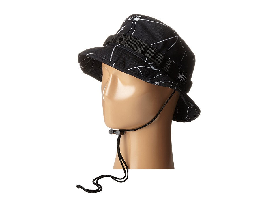 Neff - Far Out Boonie (Black) Caps