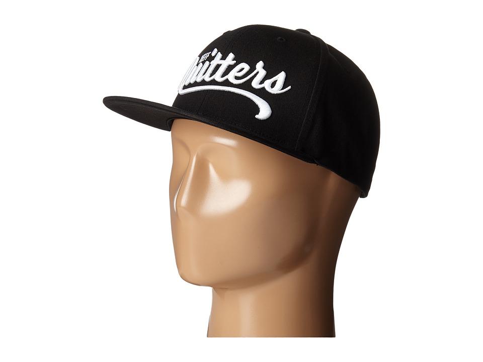 Neff - Quitters (Black) Caps