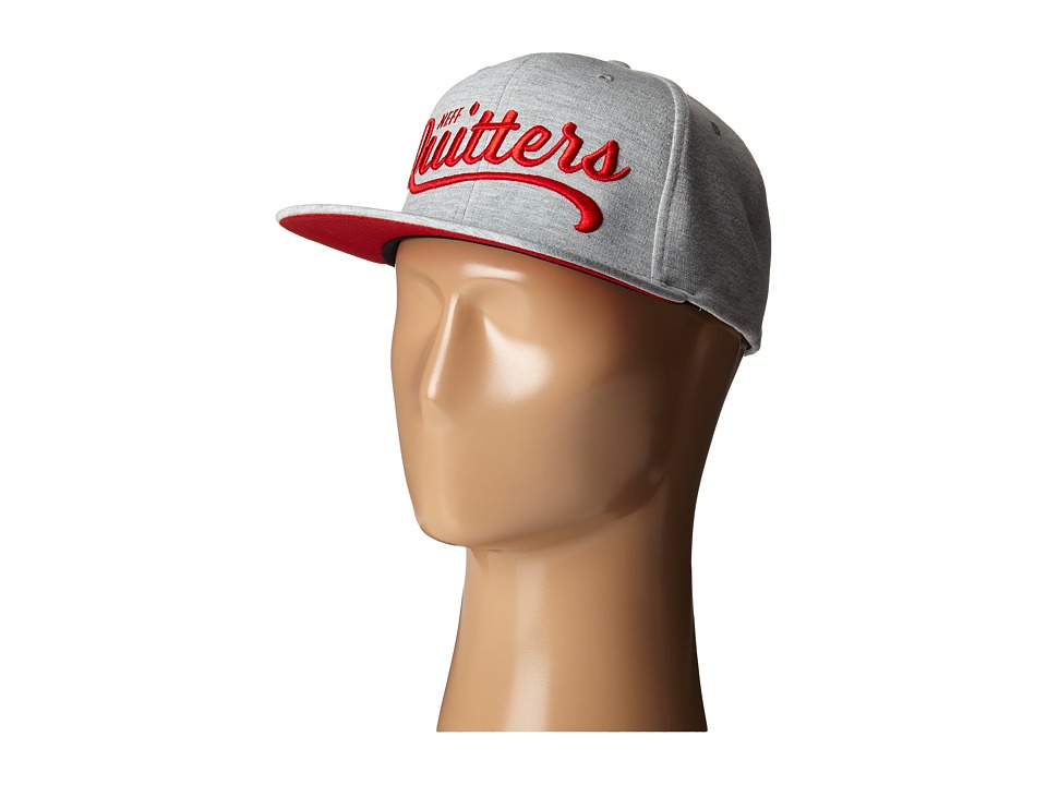 Neff - Quitters (Grey) Caps