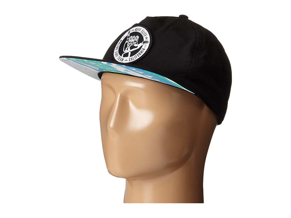 Neff - Summer Haze (Black) Caps
