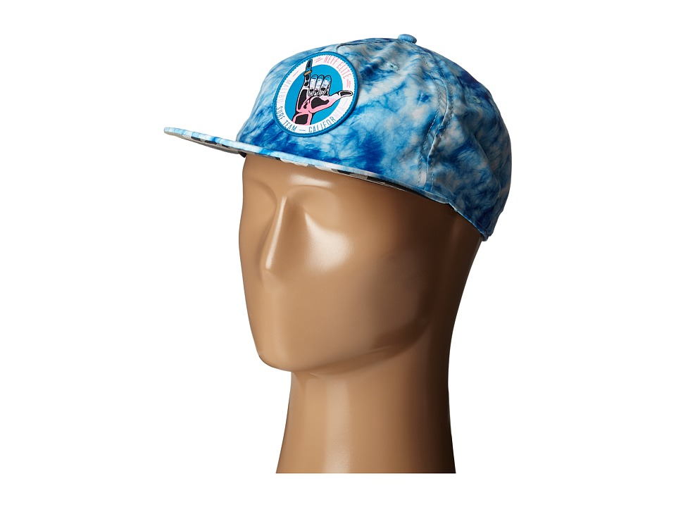 Neff - Summer Haze (Blue) Caps