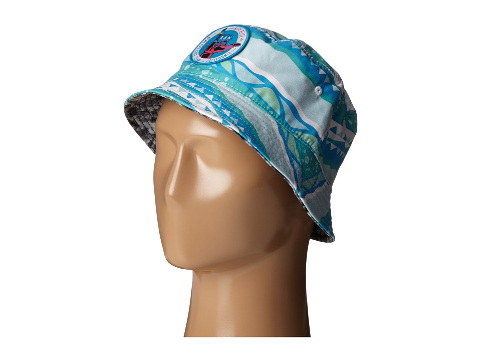 Neff - Summer Haze Bucket (Blue) Bucket Caps