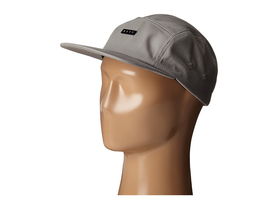 Neff - Lodge Camper (Grey) Caps