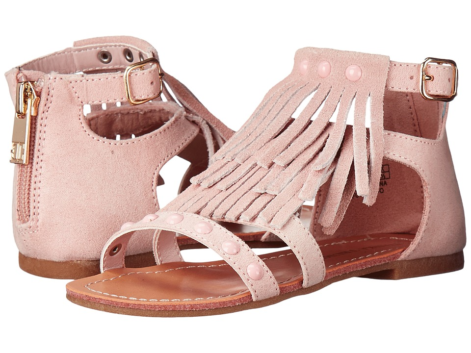 Ivanka Trump Kids - Bey Fringe (Toddler/Little Kid) (Light Pink) Girl's Shoes