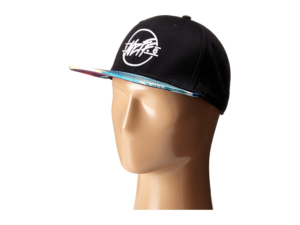 Neff - Last Sunset Cap (Black) Caps