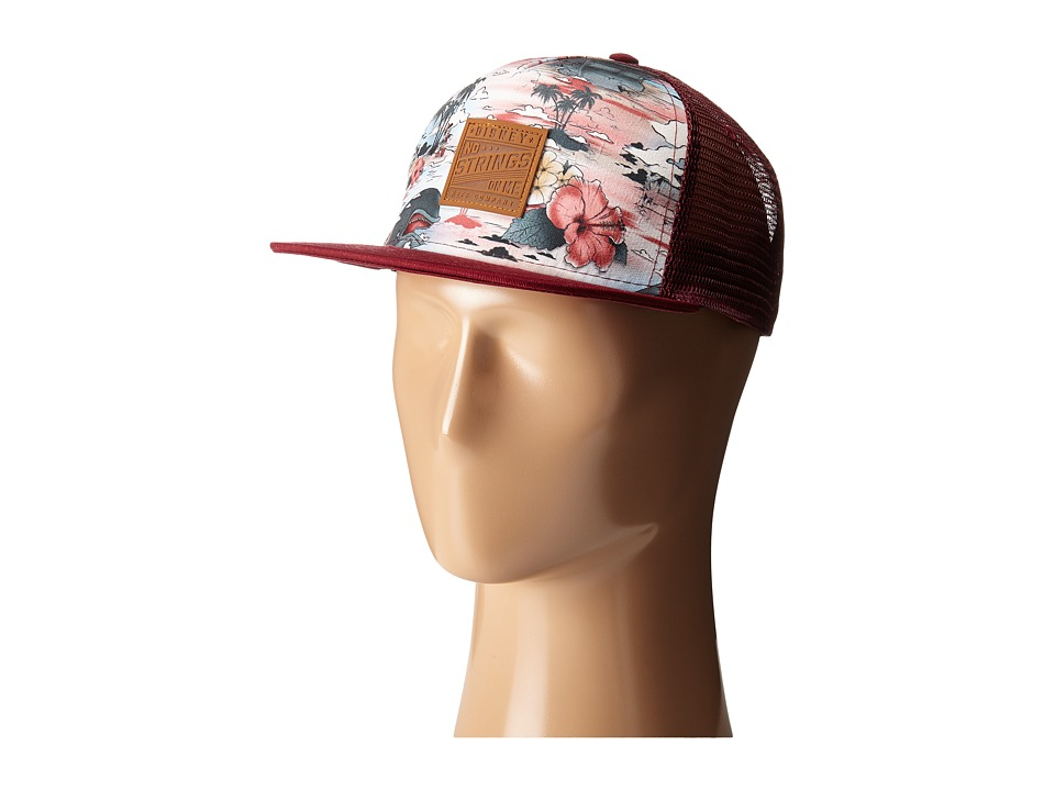 Neff - Strings Cap (Maroon) Caps