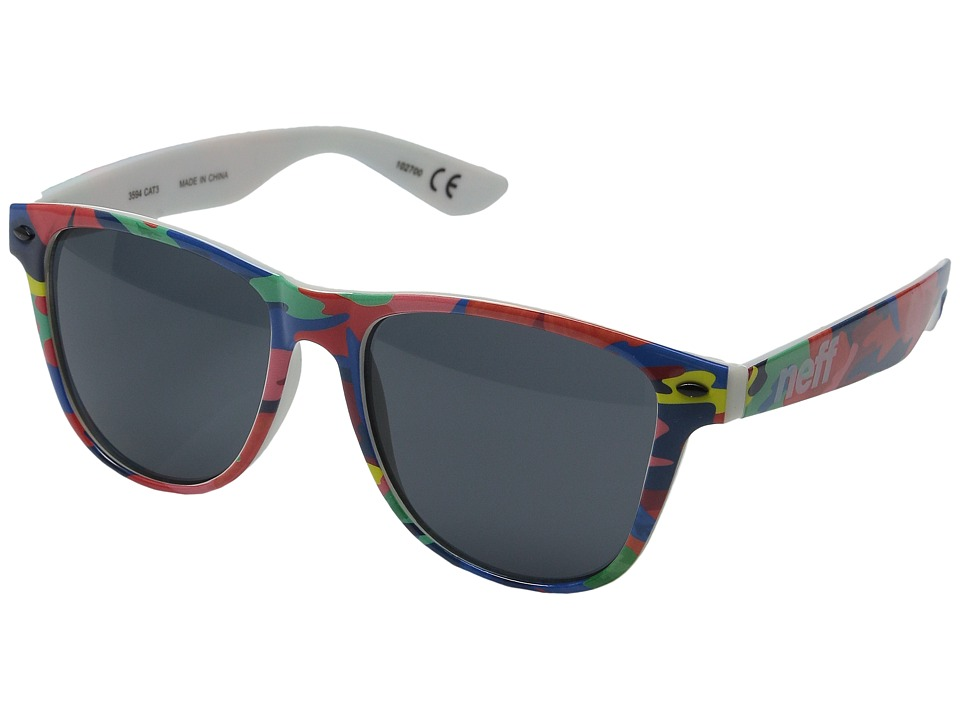 Neff - Daily Shades (Tropic) Sport Sunglasses