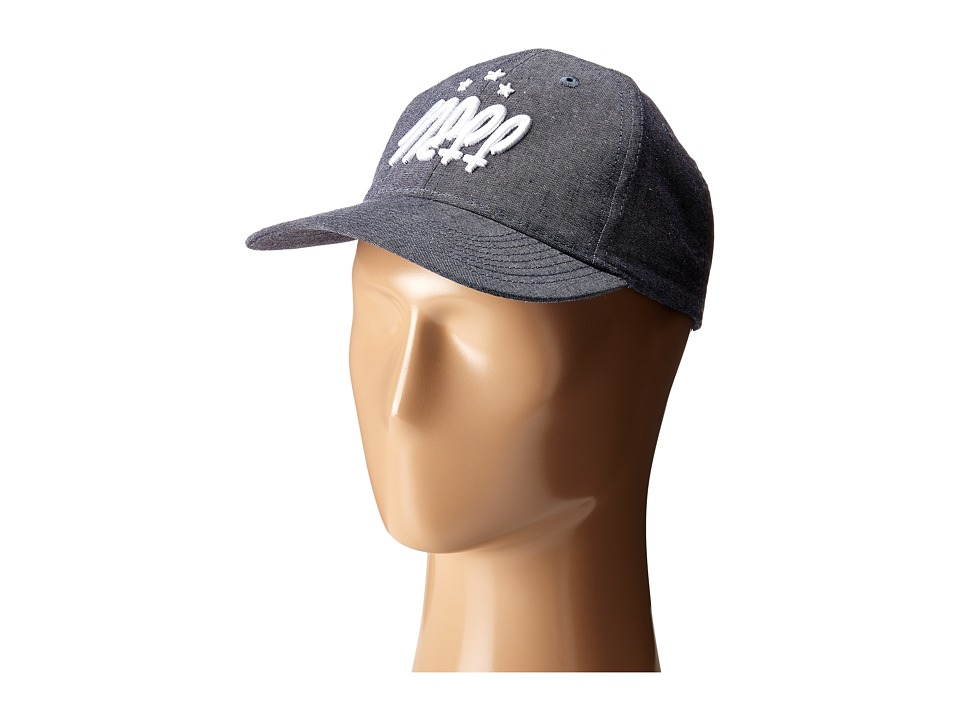 Neff - Sunday Baseball Cap (Blue) Baseball Caps