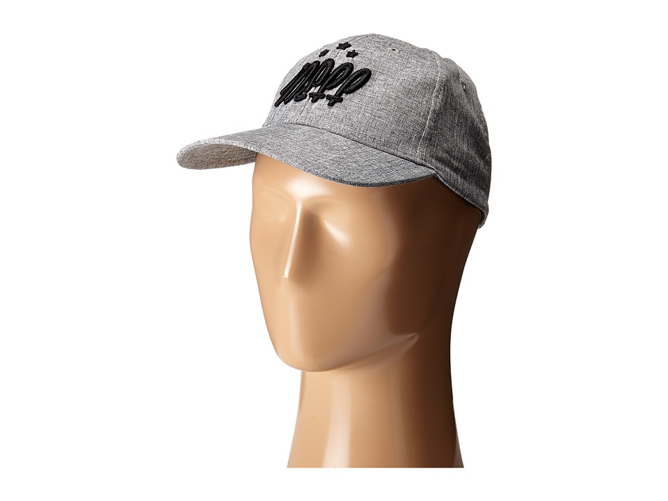 Neff - Sunday Baseball Cap (Grey) Baseball Caps