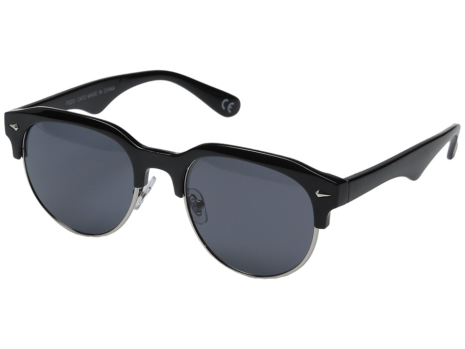 Neff - Zero Shades (Black) Sport Sunglasses