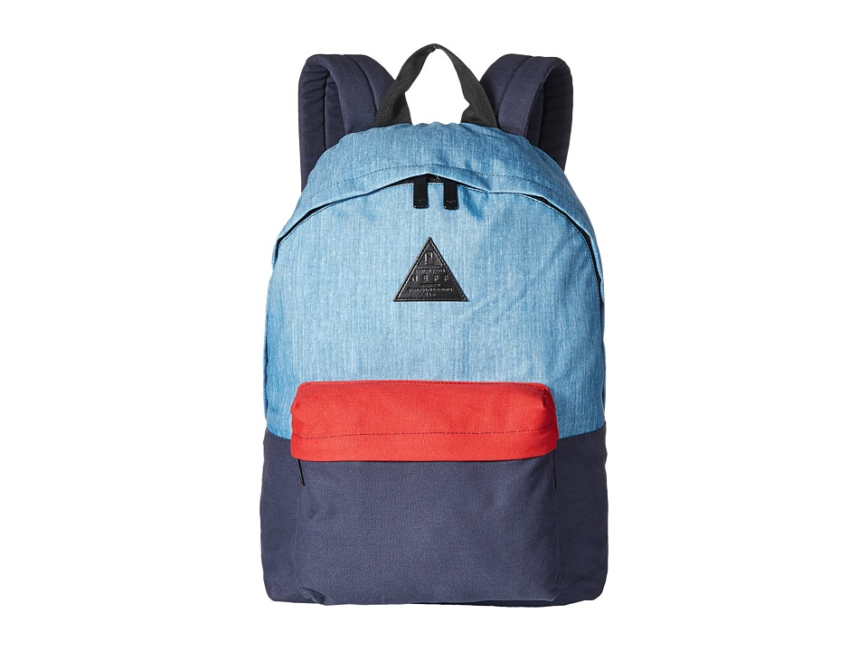 Neff - Professor Backpack (Chambray 2) Backpack Bags