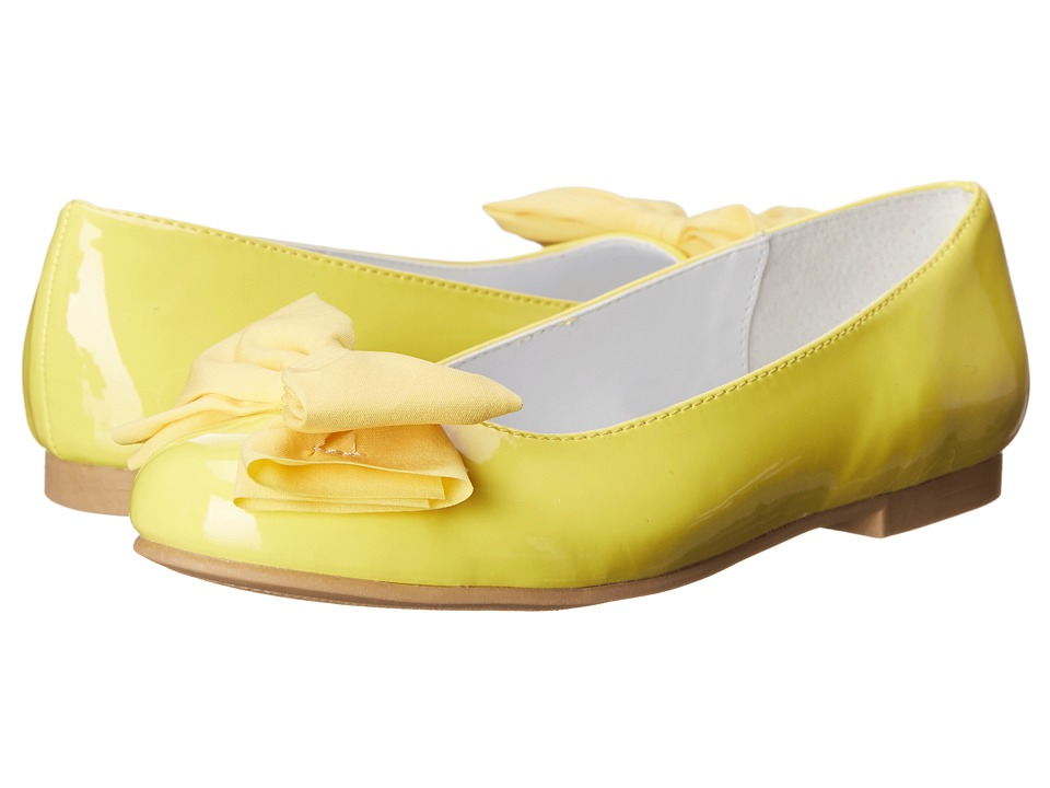 Nina Kids - Danica (Little Kid/Big Kid) (Yellow) Girls Shoes