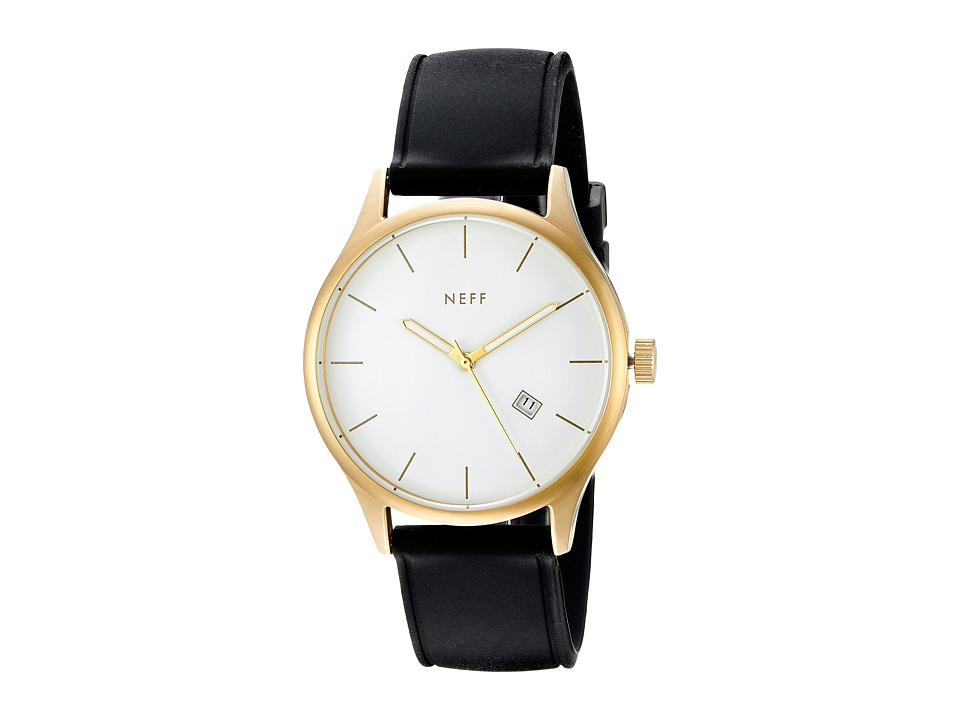 Neff - Esteban PU Watch (Gold/Black) Watches