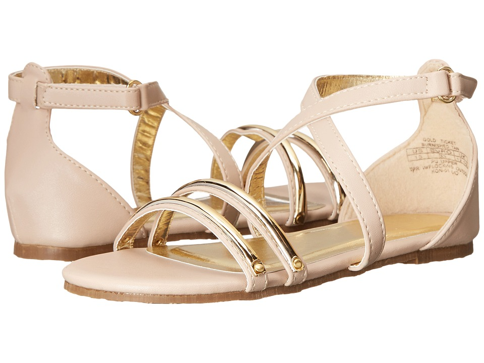 Ivanka Trump Kids - Gold Ticket (Little Kid/Big Kid) (Tan) Girl's Shoes