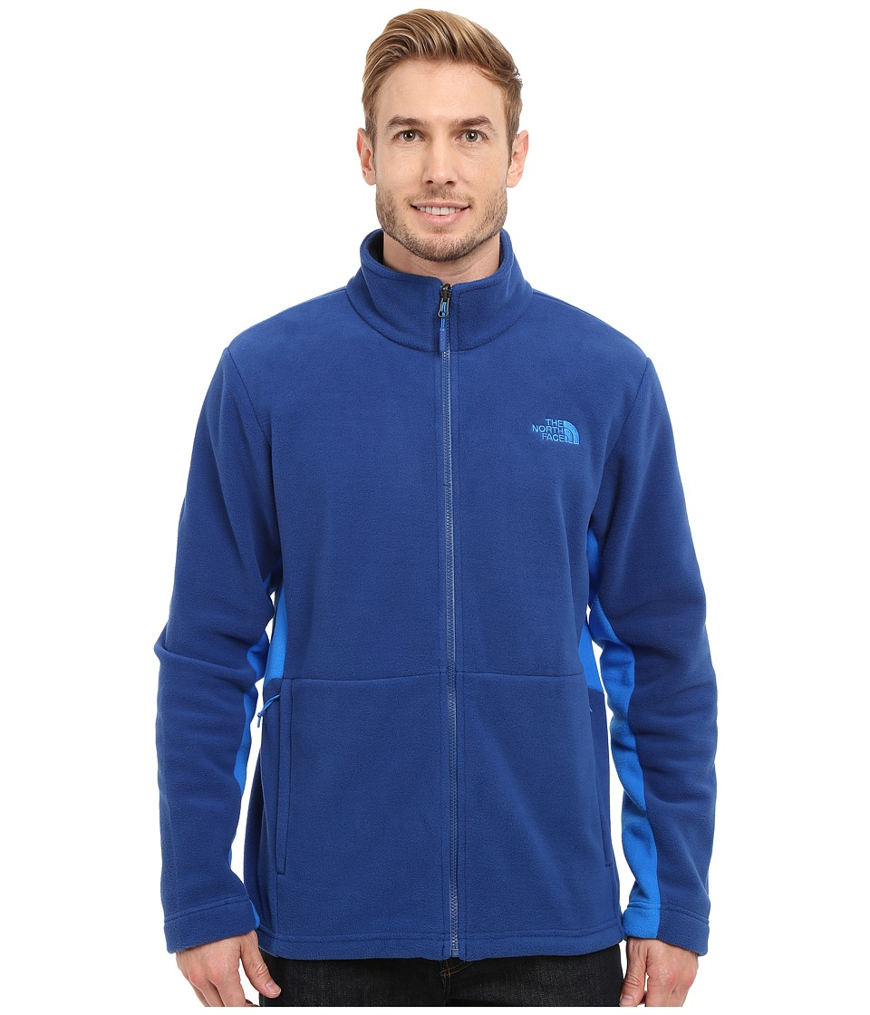 The North Face - Khumbu 2 Jacket (Limoges Blue/Bomber Blue) Men's Coat