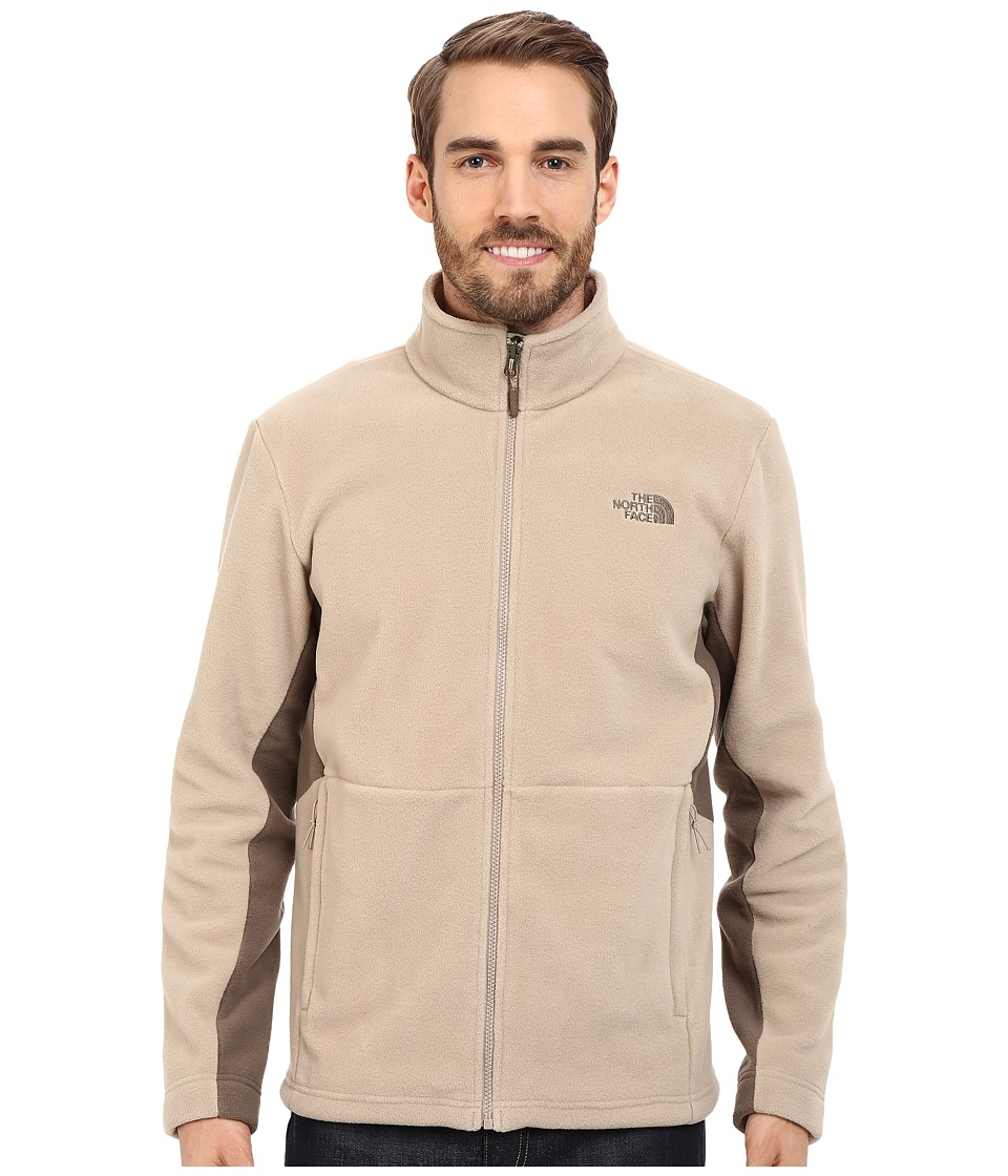 The North Face - Khumbu 2 Jacket (Dune Beige/Weimaraner Brown) Men's Coat
